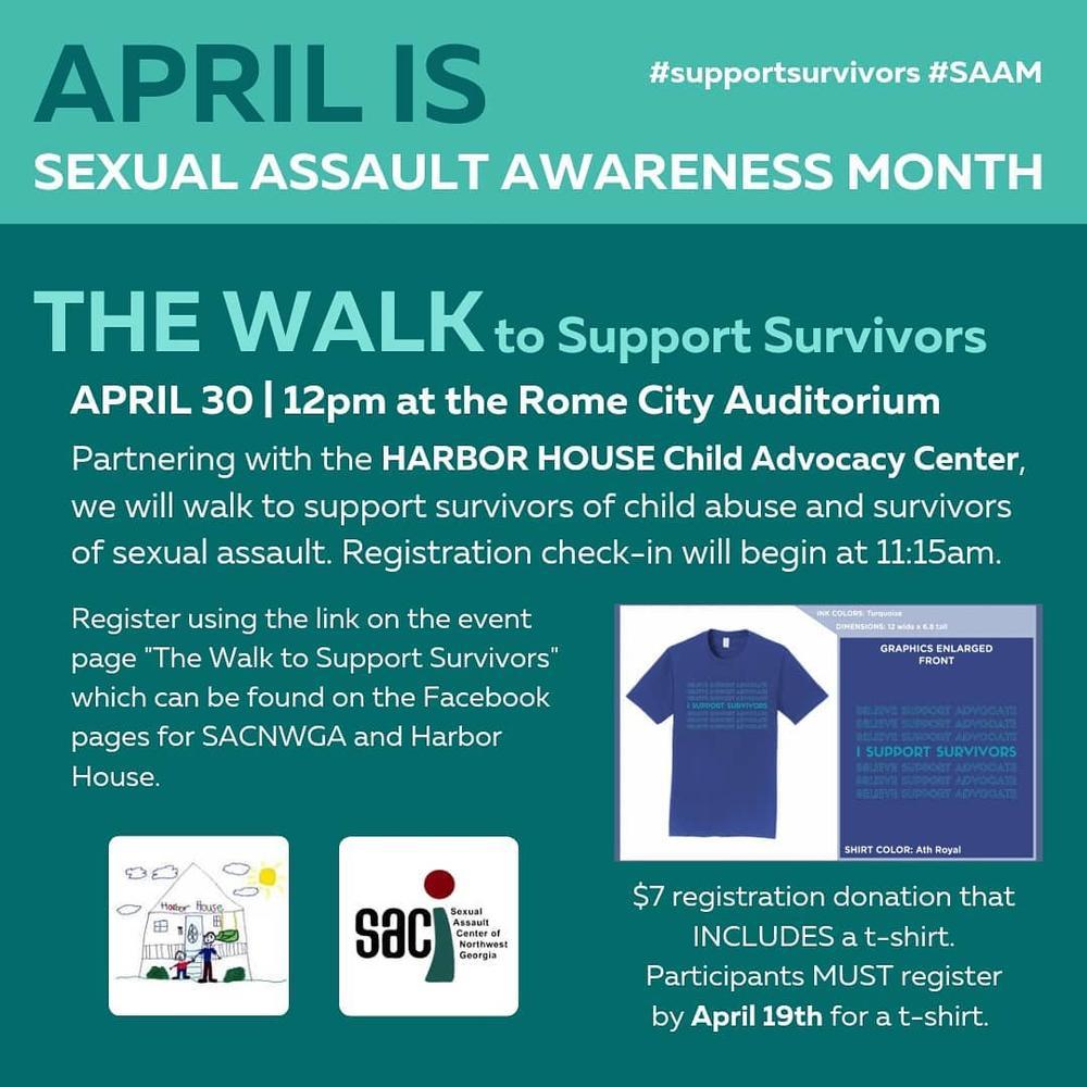Walk for Survivors